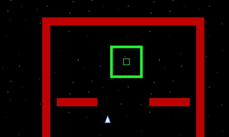 Aster Maze 2D