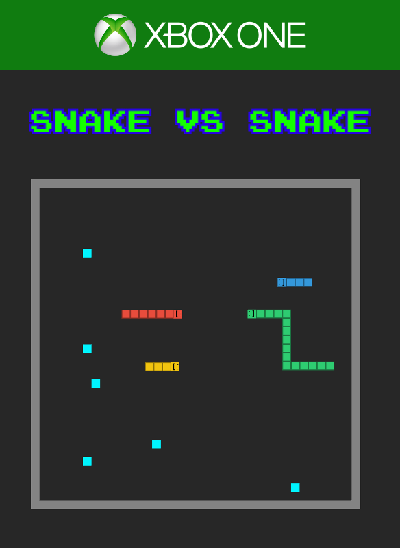 Snake vs Snake - Xbox One Indie game - Creators Collection