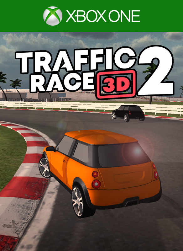 Traffic Race 3D 2 Xbox One. Xbox Live. Creators collection. Creators program