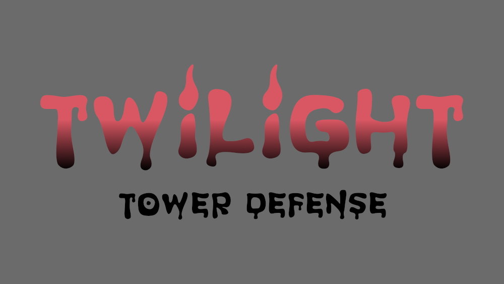 Play Twilight Tower Defense
