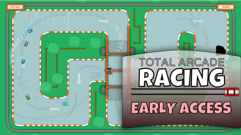 Total Arcade Racing Early Access Steam