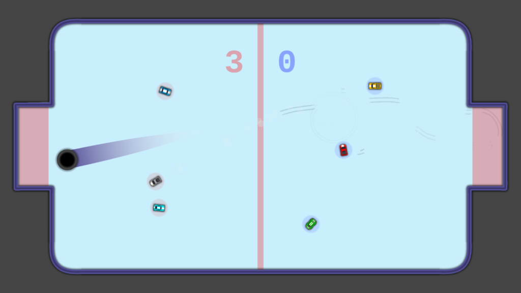Car Hockey